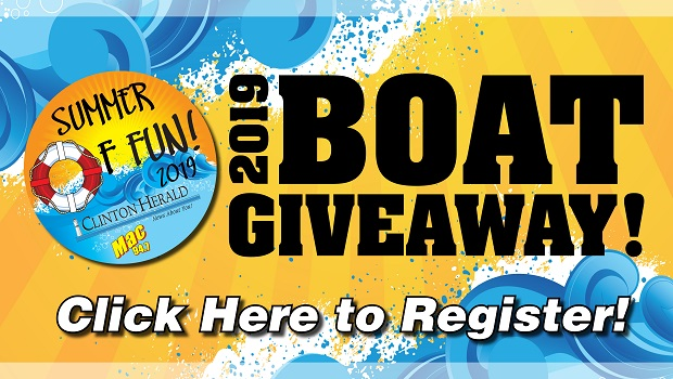 Boat Giveaway